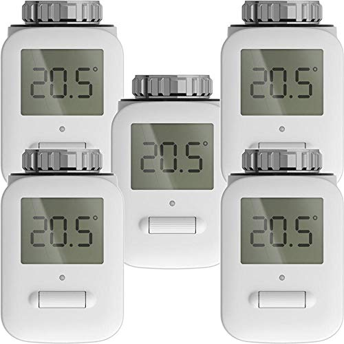 Telekom Smart Home Heizkörperthermostat 5er Pack