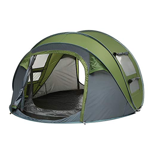 Best 4 person family camping tents review 2021 - Top Pick