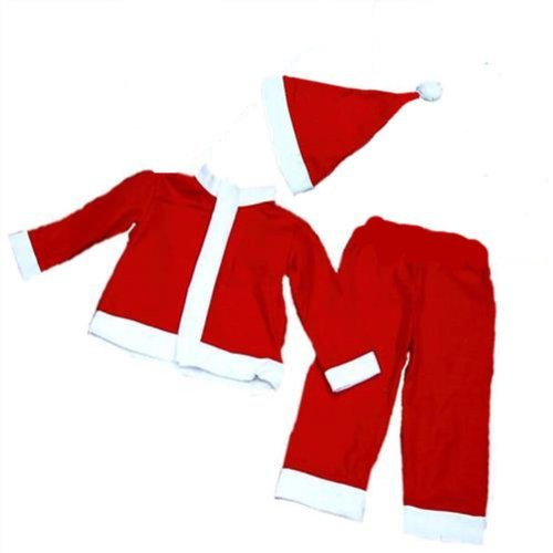 Childrens Santa Suit - Age 4-6 years by Playwrite