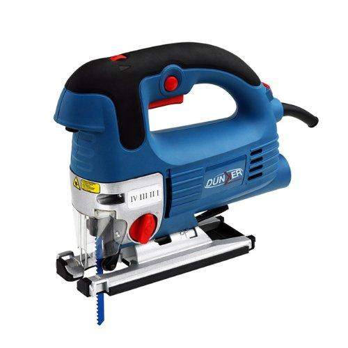 DUNKER Seghetto alternativo Dunker 750 W diametro lama 24 mm guida laser