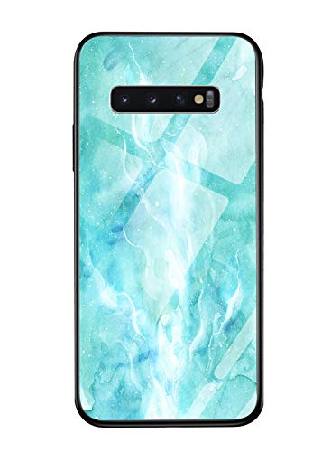 Suhctup Coque pour Samsung Galaxy M30/A40S, Bumper Housse Etui de Protection, [Couleur Verre Trempé Arriere Protection] en Silicone Bumper de Mignon [Ultra Fin] [Ultra Léger] pour Galaxy M30/A40S