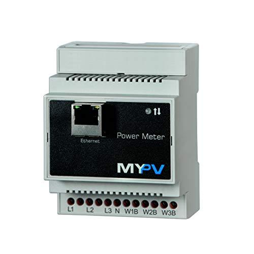 Power Meter, 3-phasen Messwandler, Stromfluss-Messgerät