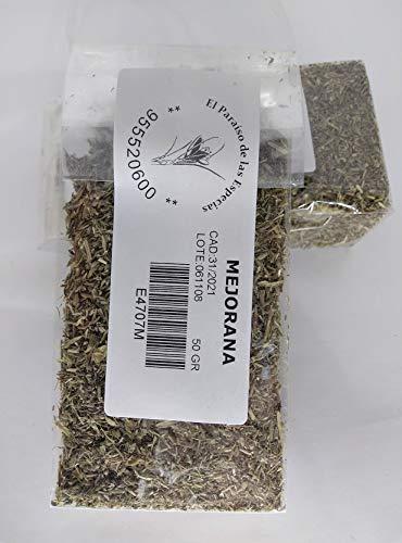 Mejorana Hoja 1000 grs - Hierbas Aromaticas para Cocinar Naturales 100% 1kg