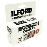 Ilford XP2Super Einwegkamera mit Blitz (27Aufnahmen) schwarz und weiß Film cat1174186, 2-Pack