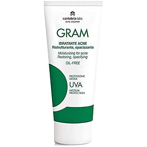 Gram Idratante Acne Ristrutturante, Opacizzante, Oil Free