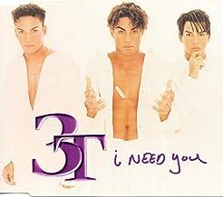 3T - I Need You - MJJ Music - 663926 1, 550 Music - FFM 663926 1, Epic - 663926 1