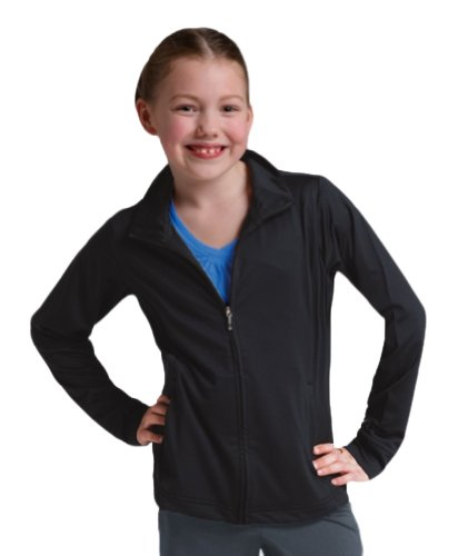 Charles River Girls' Fitness Jacket, M