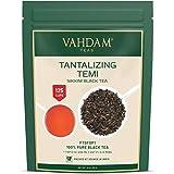 VAHDAM, Black Tea Temi Sikkim Tantalizing, 255 gramos (100+ Copas) | Hojas de té negro 100% PURO | Té Sikkim