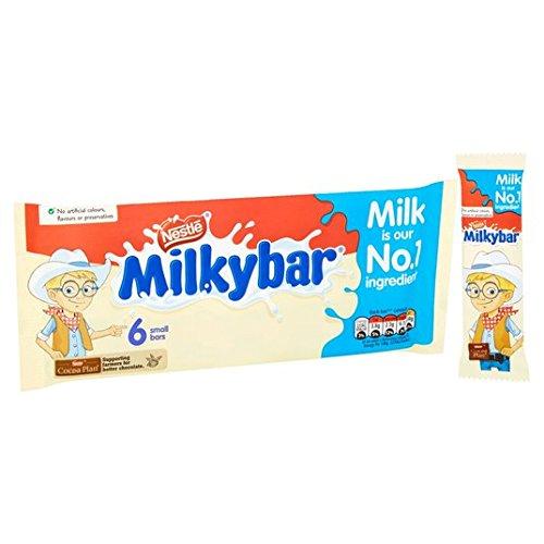 Milkybar Nestlé Galak 6 X 12G