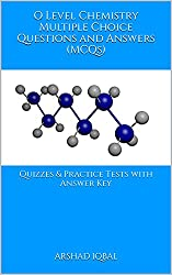 O Level Chemistry Quiz, MCQs & Tests