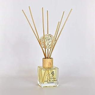 MAR DE AROMAS Home Reed Diffuser - Home Fragrance Wood