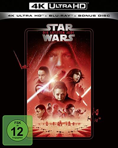 Star Wars: Die letzten Jedi - 4K UHD Edition  (Line Look 2020) [Blu-ray]