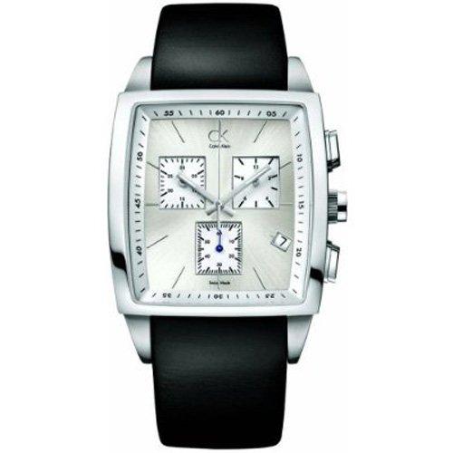 Calvin Klein Chr.Lea K3047120 Bold Square - Reloj de Pulsera para Hombre