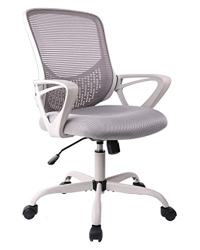 Office Chair, Ergonomic Desk Chair Computer Task Chair Mesh with Armrests...