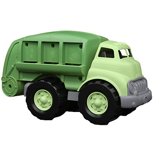 Green Toys Recycling Truck in Green Color $8.88(68% Off)