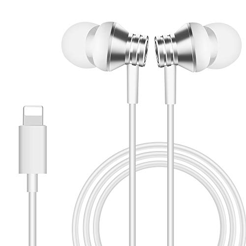 Aothing in-Ear Headphones Compatible with iPhone 11 Pro iPhone X/XS Max/XR...