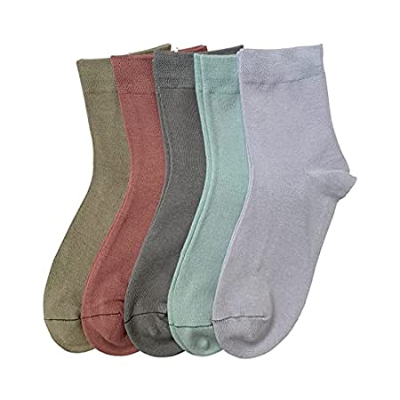 Women's Casual Bamboo Socks