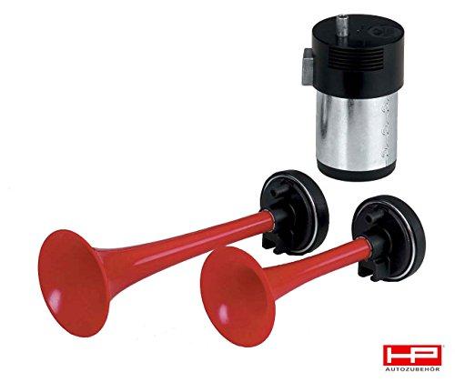 HP Autozubehör 10910 - Bocina de aire comprimido (2 tonos, 12 V)