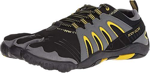 Body Glove Men's 3T Barefoot Warrior, Black/Yellow, 9
