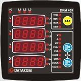 DATAKOM DKM-405 Panel Multimetro Analizador de Red (fase 3), 170-275V poder s