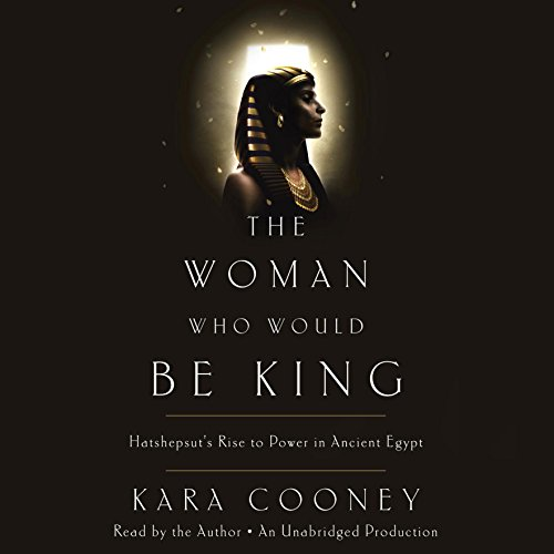 The Woman Who Would Be King audiobook cover art