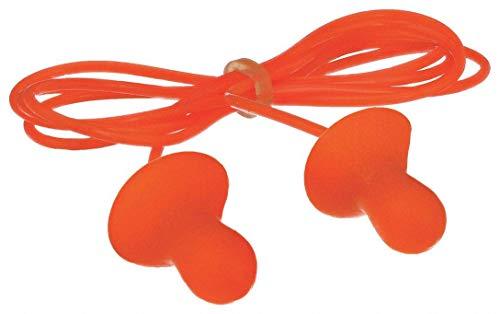 Tapones para los oídos, 26Db, con Cable, Med, PK100qd30