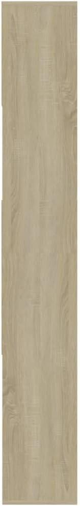 5 F/ächer, Grau Irfora B/ücherregal 8 F/ächer Aktenregal Standregal B/üroregal Raumteiler Regal Aufbewahrungsregal f/ür Wohnzimmer Schlafzimmer B/üro Schwarz 67x24x161 cm