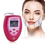 WODT Dispositivo per elettroterapia Dimagrante impulso del Viso massaggiatore ginnasta EMS facciale stimolatore Muscolare Corpo elettrodo guancia guancia