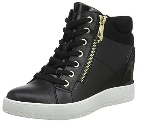 ALDO Damen AILANNA Sneaker, Schwarz (Black 001), 38 EU
