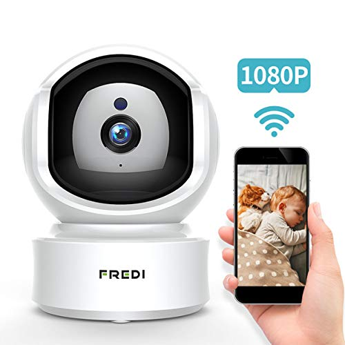 WiFi IP Kamera, FREDI 1080P Wireless Kamera Überwachungskamera Überwachungskamera