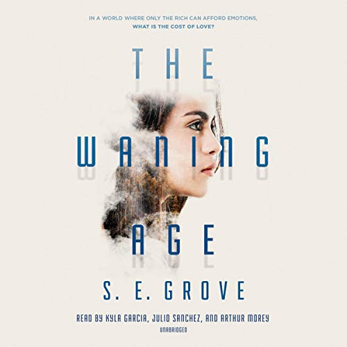 The Waning Age audiobook cover art