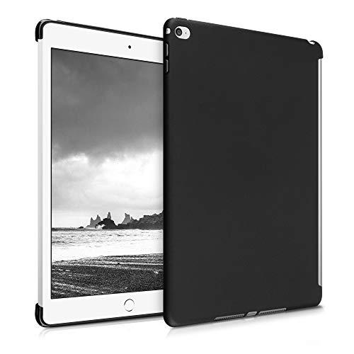 kwmobile Funda Compatible con Apple iPad Air 2 - Carcasa Trasera de TPU para Tablet en Negro