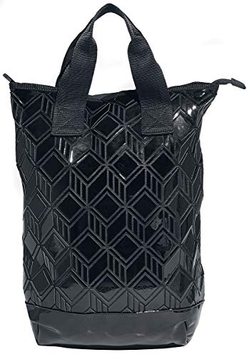 adidas IXO90-GD2604 Mochila BP Top 3D, Negro, Talla Única Unisex-Adult
