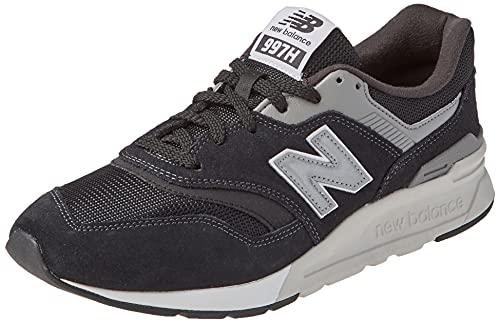 New Balance 997H Core, Zapatillas Hombre, Black, 44 EU