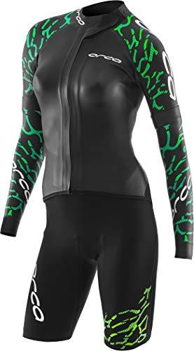 ORCA RS1 Swimrun Wetsuit Damen Black Größe XS 2020 Triathlon-Bekleidung