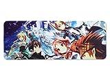 CoolChange Mousepad Grande de Sword Art Online, cubertura XXL Manga para la Mesa