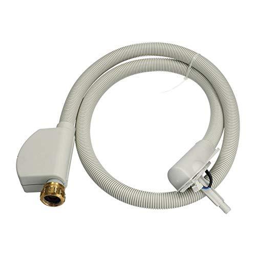 LUTH Premium Profi Parts Schlauch Aquastopschlauch elektrisch Waschmaschine für Miele 5729731 5729732 1,6 mtr.