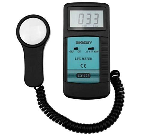 Dhmm123 Digital Luxmeter Luminometer Tester Photometer Digital LCD Lichtmesser LX101 Spezifisch