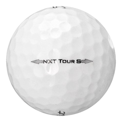 Titleist 24 NXT Tour S - Near Mint (AAAA) Grade - Recycled (Used) Golf Balls
