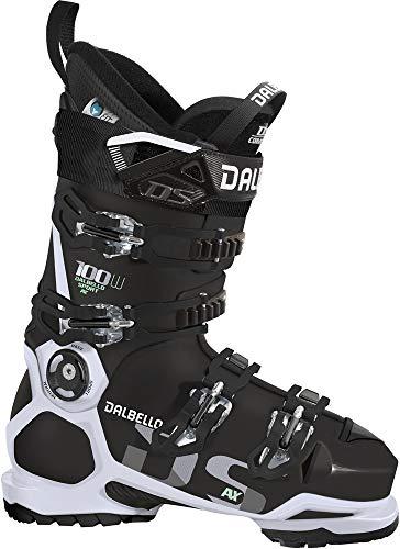 Dalbello DS AX 100 W GW LS Chaussures de Ski pour Femme Noir/Blanc Taille 24,5