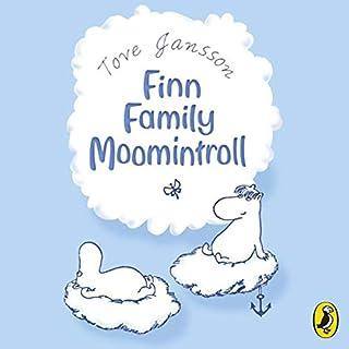 Finn Family Moomintroll cover art