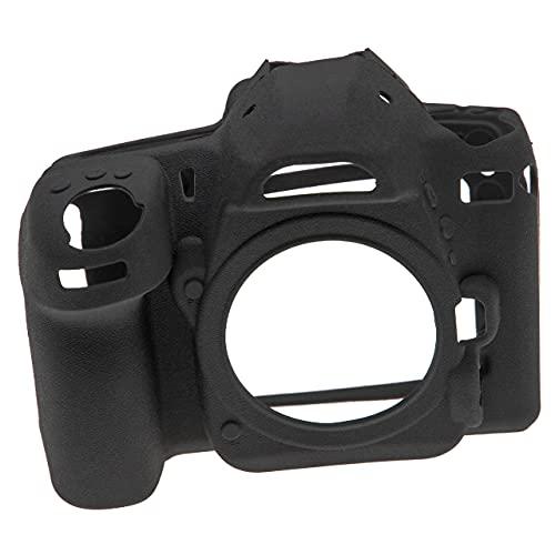 vhbw Cubierta Compatible con Nikon D780 cámara - Funda, Silicona, Negro