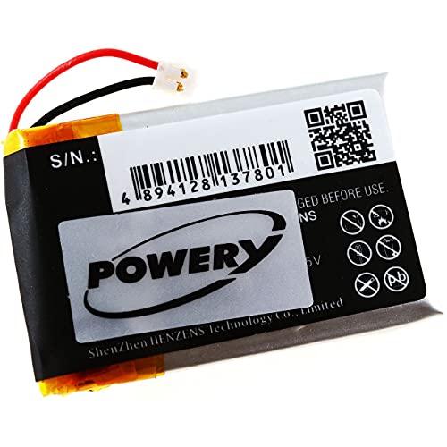 Powery Batería para Smartwatch Garmin Forerunner Fenix 5X