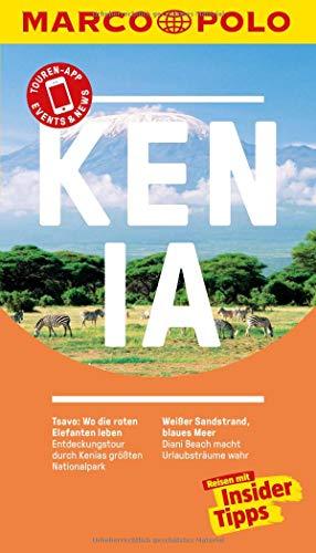 MARCO POLO Reiseführer Kenia: Reisen mit Insider-Tipps. Inkl. kostenloser Touren-App und Events&News