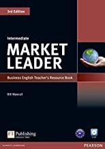Market Leader 3rd Edition Intermediate Teacher's Resource Book/Test Master CD-Rom Pack