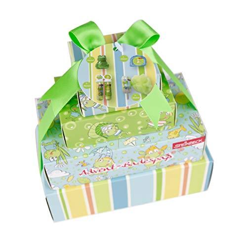 Accentra Advent for Kids, 4 geschenkdozen voor 4 advents-zonndagen met badverrassingen