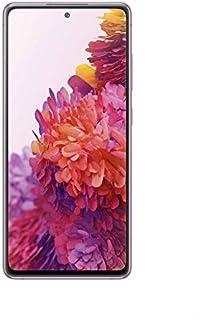 هاتف سامسونج جالاكسي اس 20 FE ثنائي شرائح الاتصال - 6.5 بوصة، 128 جيجا، رام 8 جيجا، الجيل الرابع - كلاود لافندر