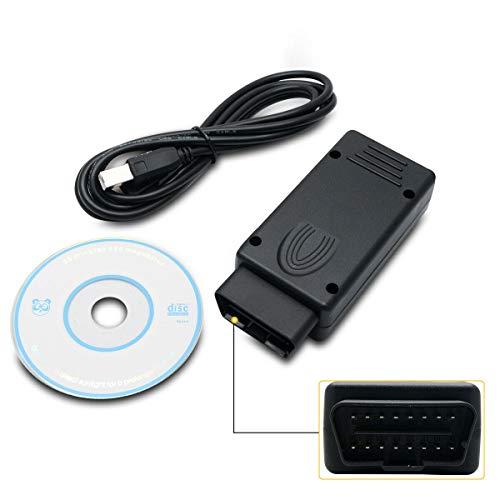 Puce de voiture Tuning, Maso MPPS v16 OBD2 OBDII ECU Chip Tuning pour clignotant Remapping Outil pour) Edc16 Edc17 inkl lecteurs de code et outils de numérisation