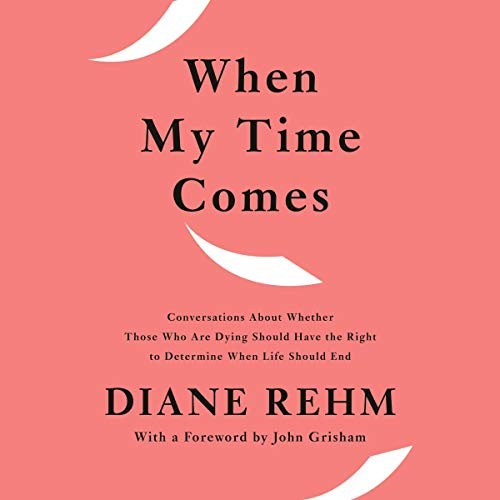 When My Time Comes audiobook cover art