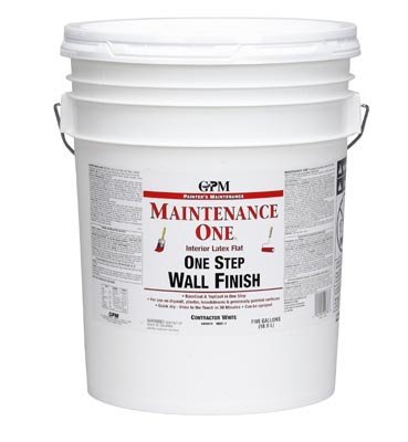 True Value MOC1-5G Professional Coatings Best Off-White Semi-Gloss Latex Interior Paint, 5-Gallon